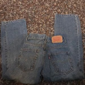 Other - Boys Levi's size 8 slim